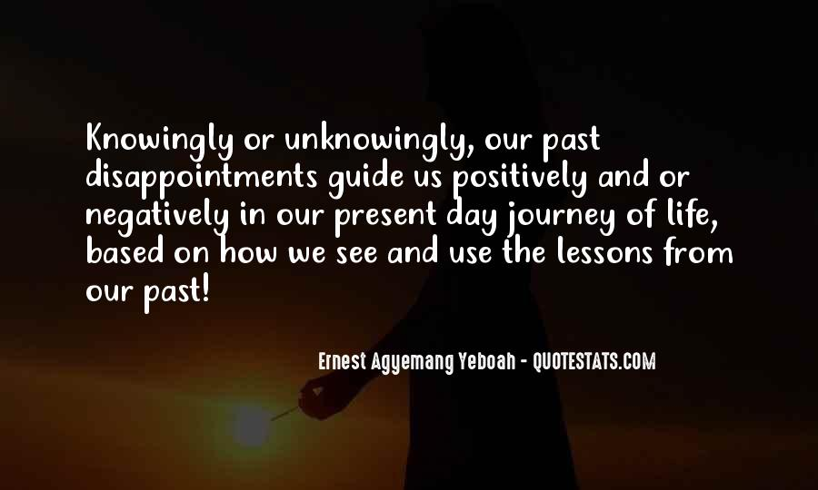 Learn From The Past Relationship Quotes #1212825