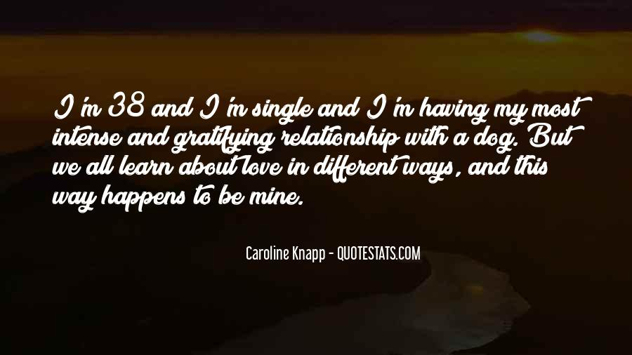 Learn From The Past Relationship Quotes #314249