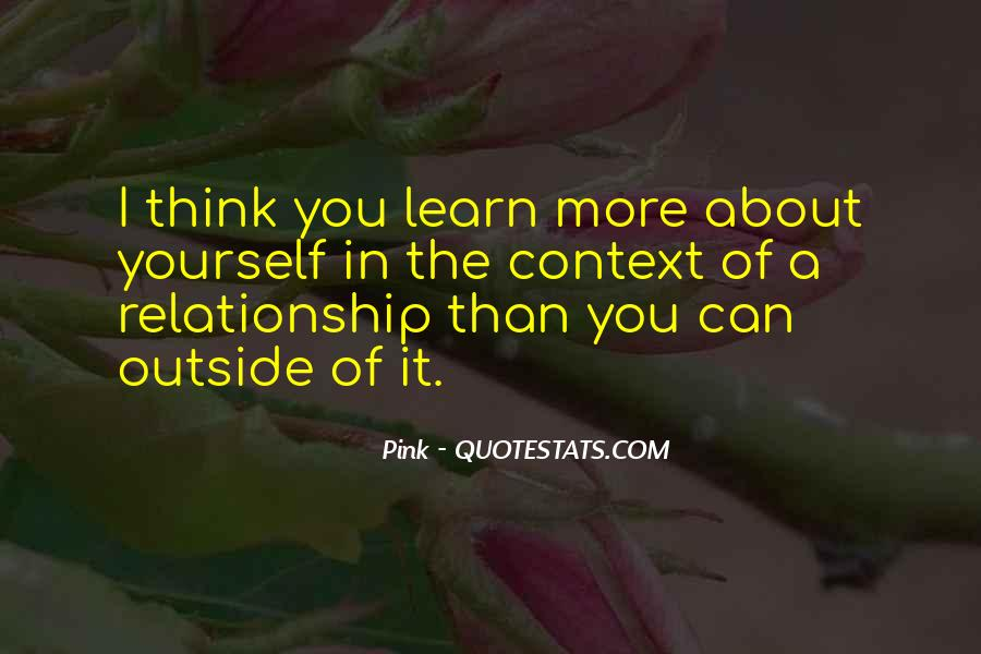 Learn From The Past Relationship Quotes #75392