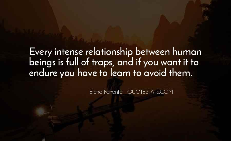 Learn To Endure Quotes #1261723
