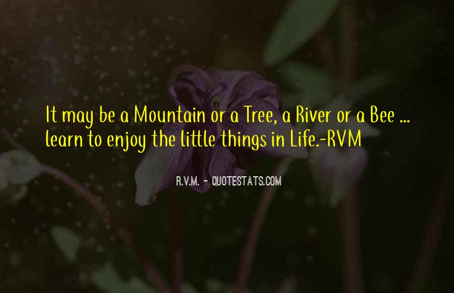 Learn To Enjoy Life Quotes #66555