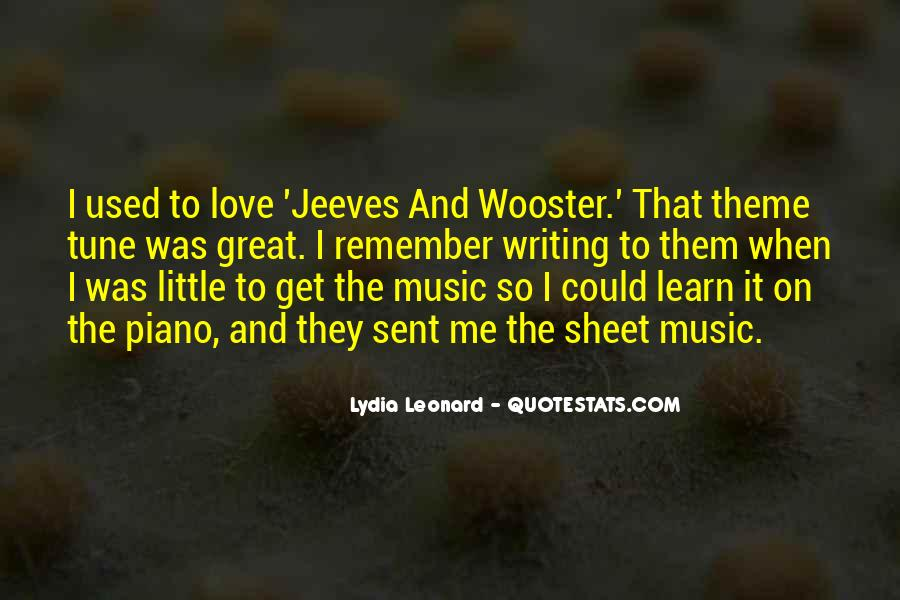 Learn To Love Me Quotes #1328558