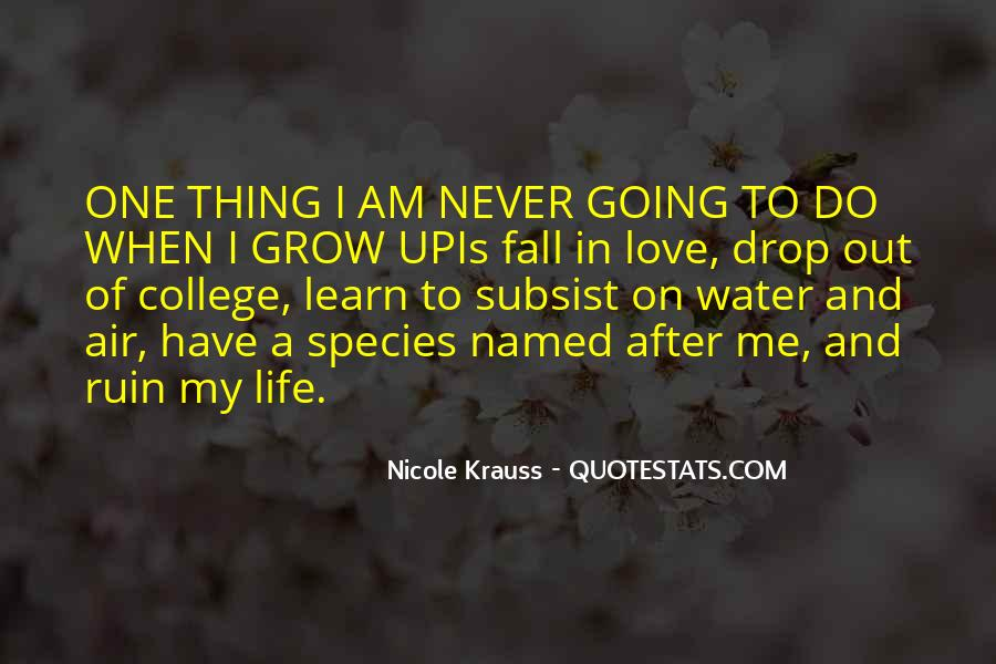 Learn To Love Me Quotes #215160
