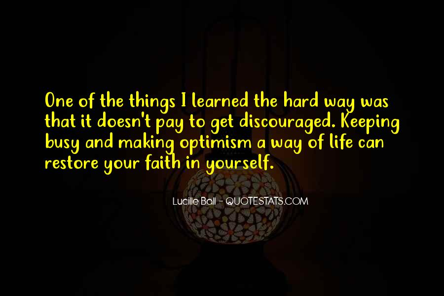 Learned Optimism Quotes #969301