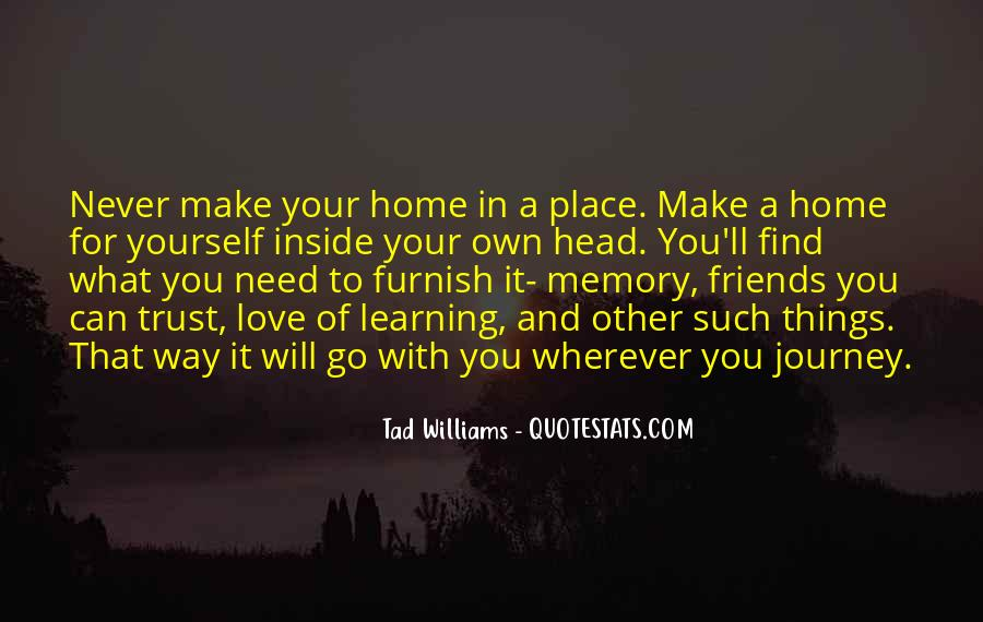 Learning And Memory Quotes #1652321