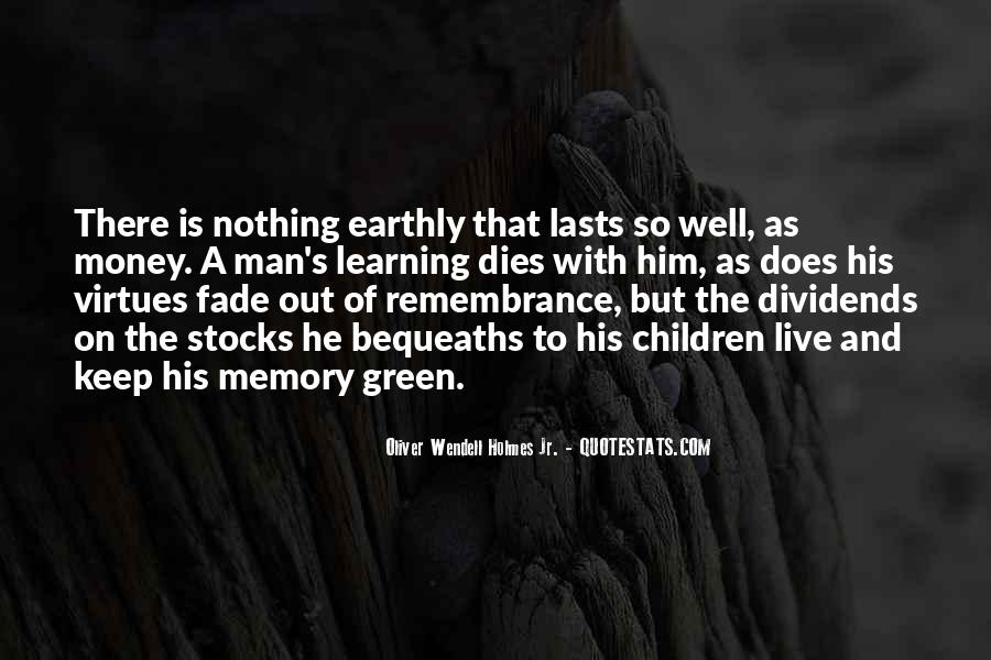 Learning And Memory Quotes #340678