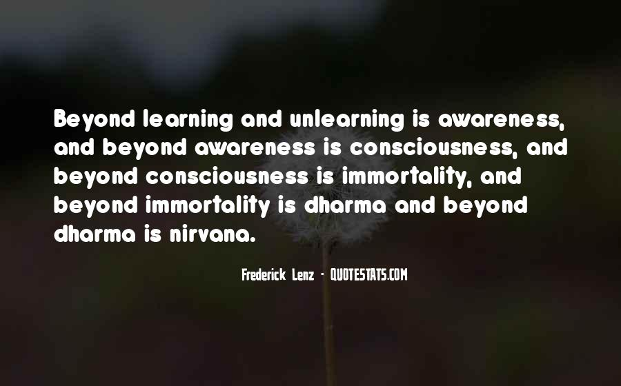 Learning Unlearning Quotes #1818095
