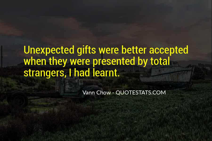 Learnt Quotes #252580