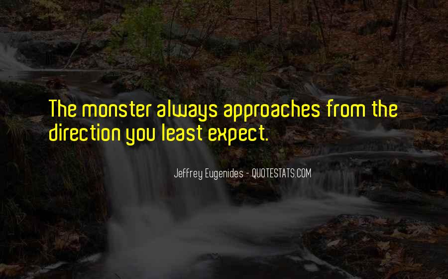Top 100 Least Expect Quotes: Famous Quotes & Sayings About ...