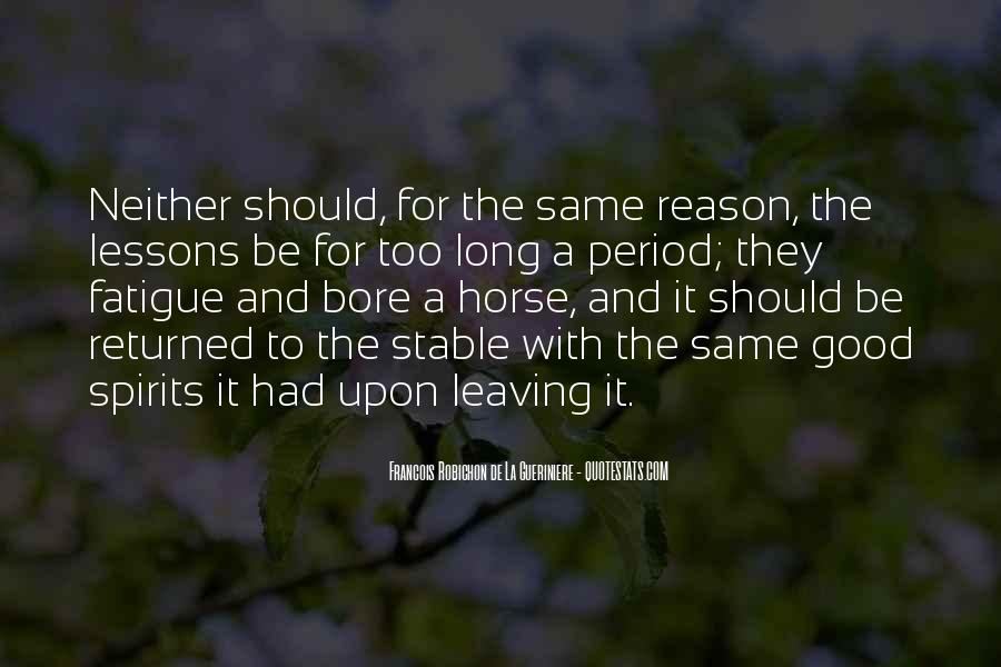 Leaving Me Without A Reason Quotes #1304476