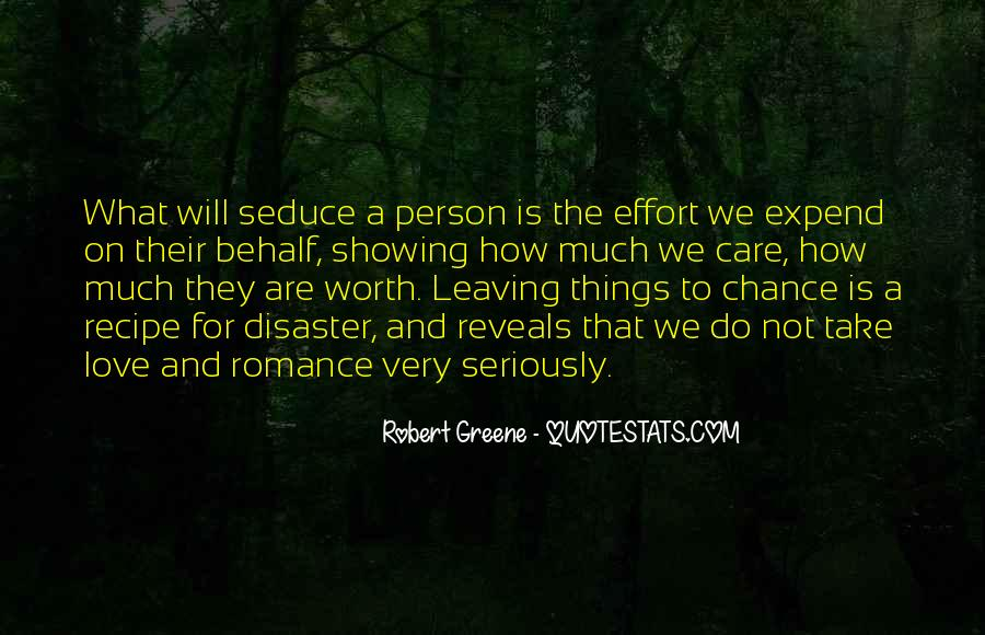 Leaving The Person You Love Quotes #613886