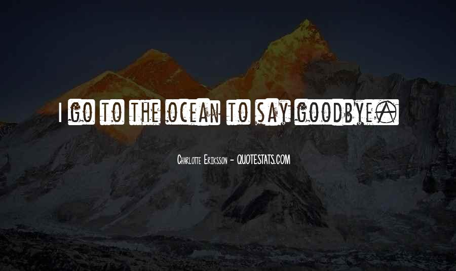 Top 33 Leaving Without Goodbye Quotes: Famous Quotes ...