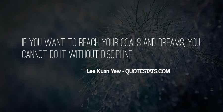 Lee Kuan Yew's Quotes #1384433