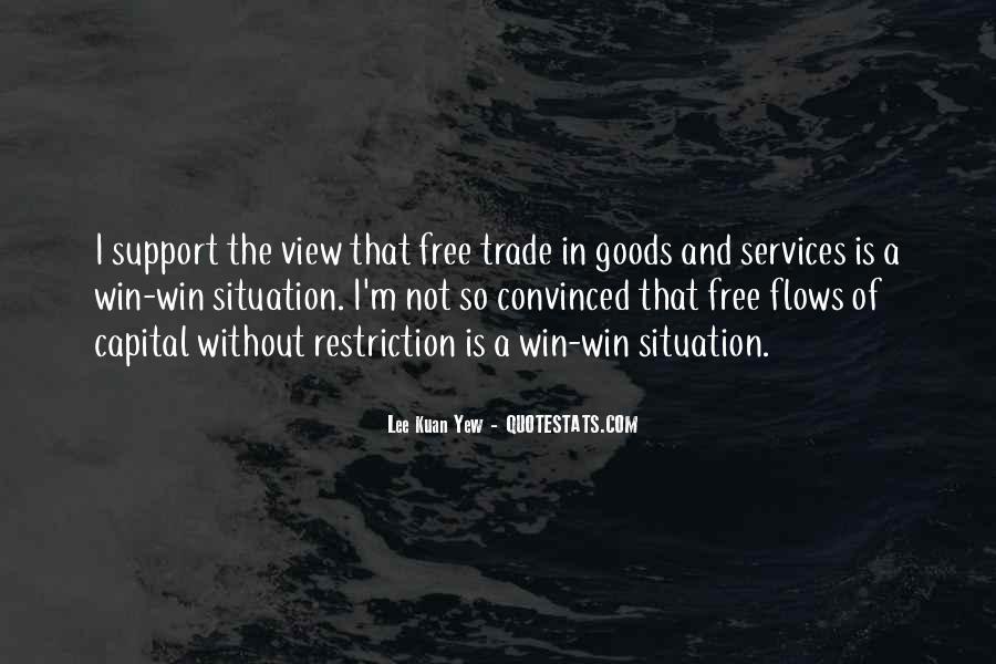 Lee Kuan Yew's Quotes #1447155