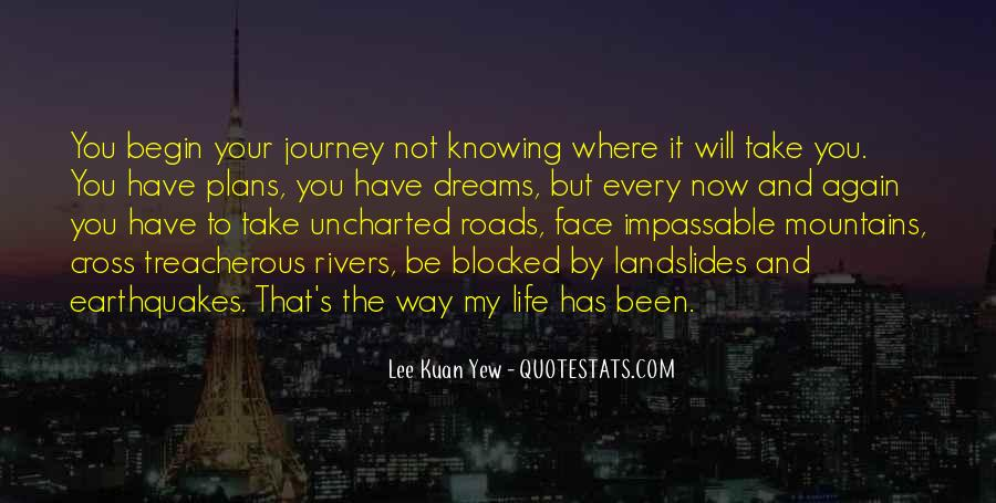 Lee Kuan Yew's Quotes #374554