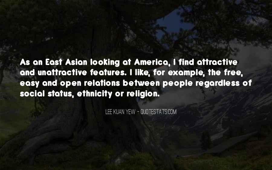 Lee Kuan Yew's Quotes #685001