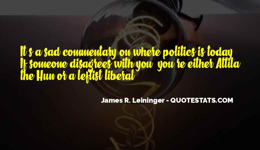 Leftist Quotes #437720