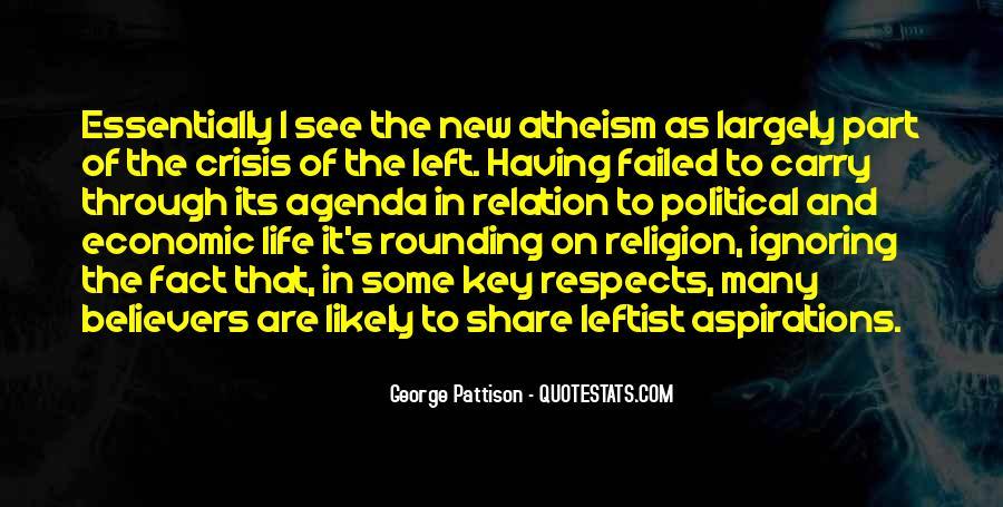 Leftist Quotes #509630
