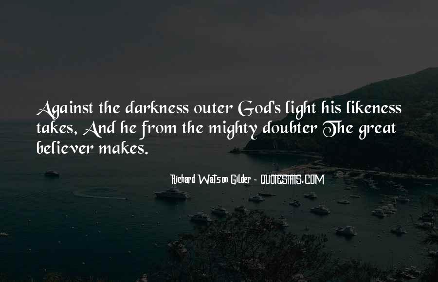 Quotes About Doubter #1324286