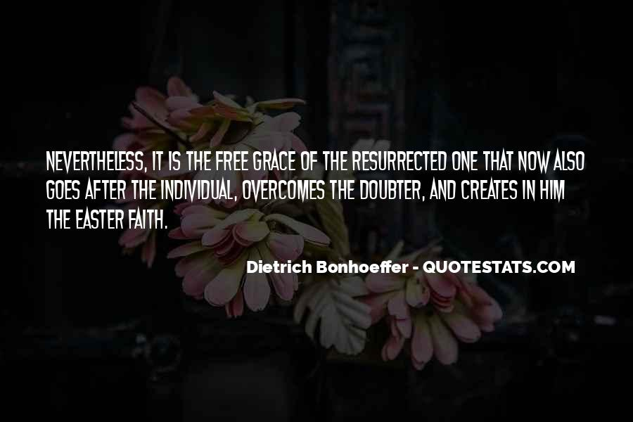 Quotes About Doubter #1633476