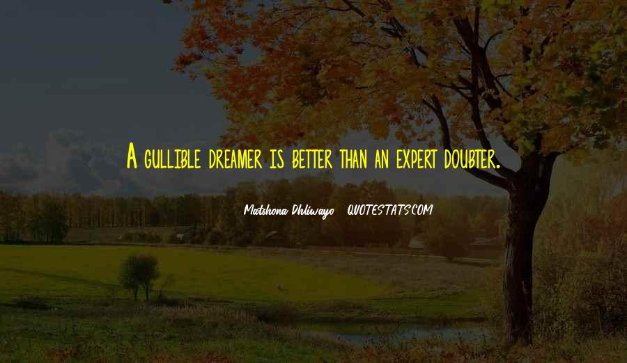 Quotes About Doubter #726269