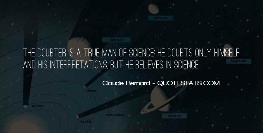 Quotes About Doubter #901374