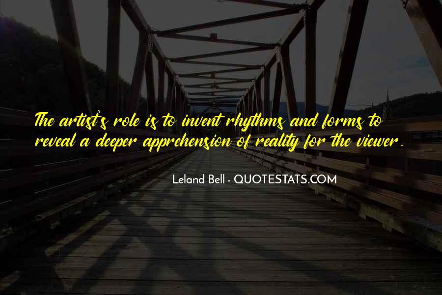 Leland Quotes #1033653