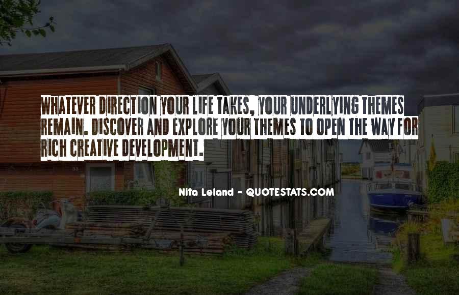 Leland Quotes #1077932