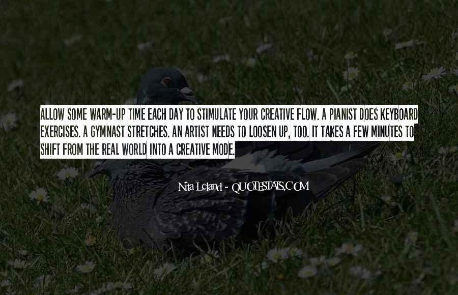 Leland Quotes #122816