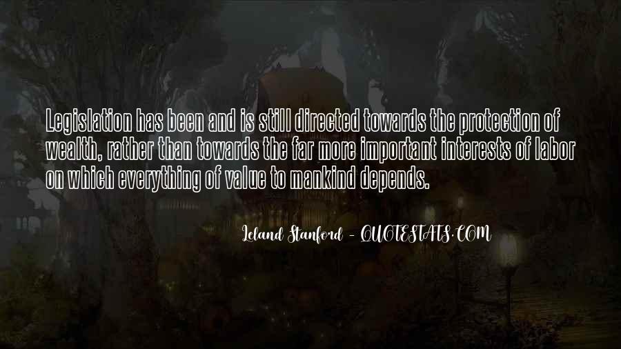 Leland Quotes #123766
