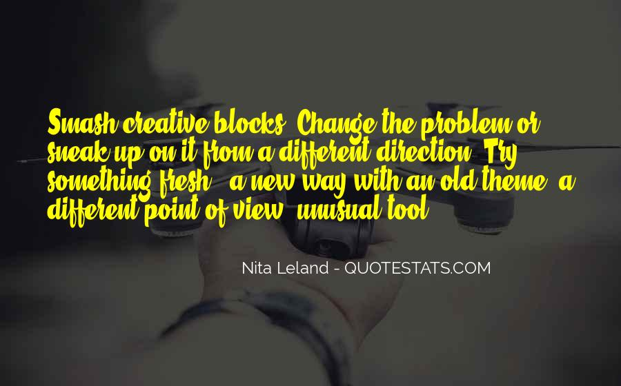 Leland Quotes #292231