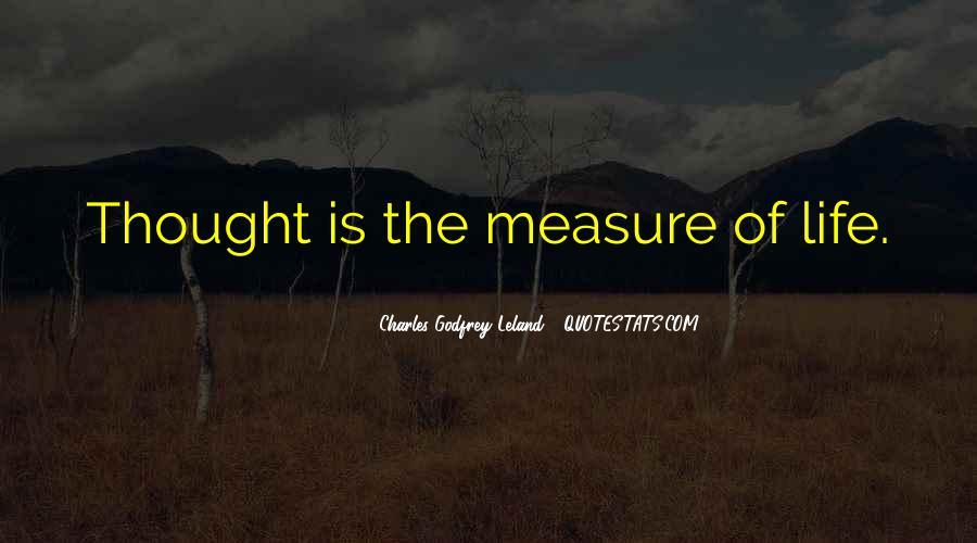 Leland Quotes #433667