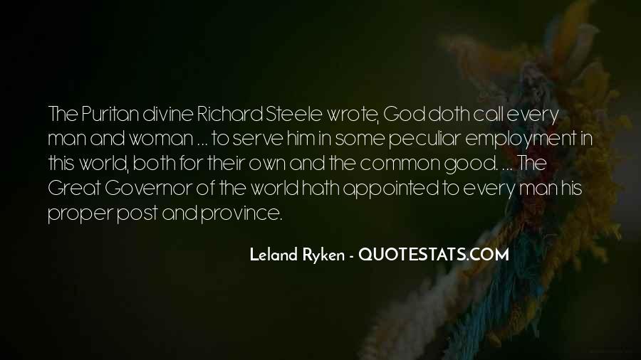 Leland Quotes #489086