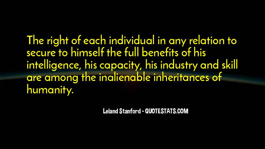 Leland Quotes #535991