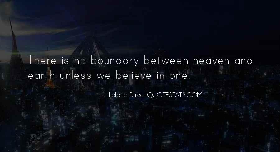 Leland Quotes #581950