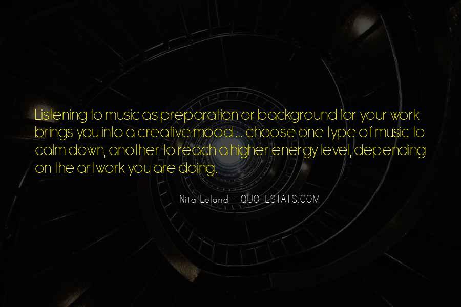 Leland Quotes #611055
