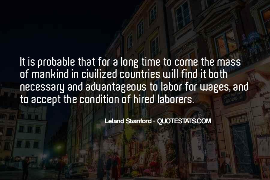 Leland Quotes #900394