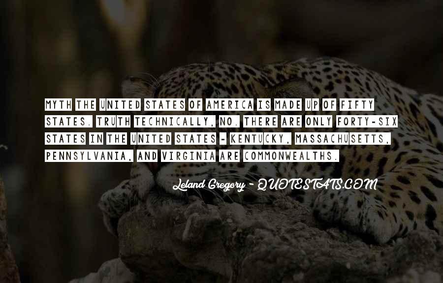 Leland Quotes #948398