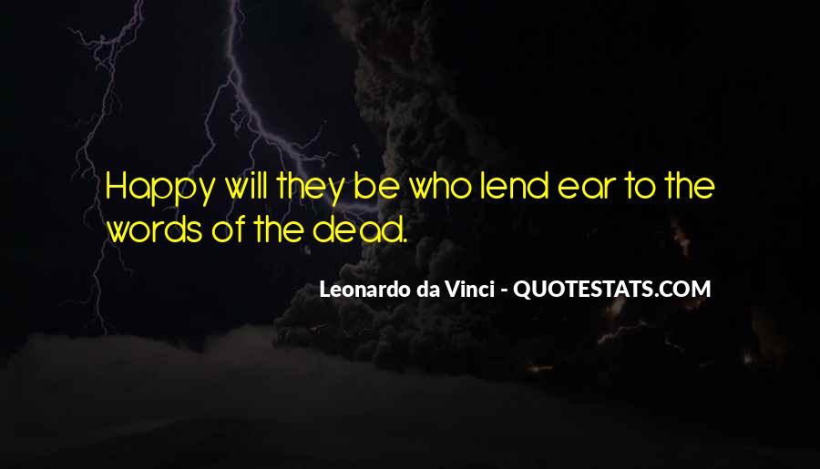 Lend An Ear Quotes #825731
