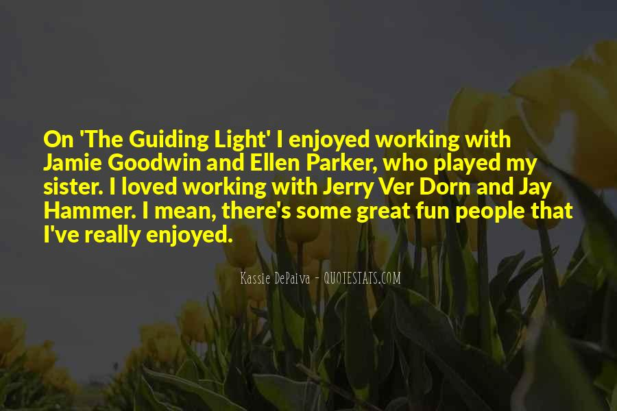 Quotes About Dorn #1104108