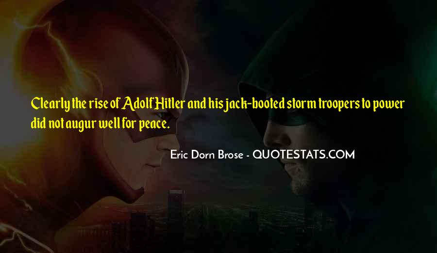 Quotes About Dorn #1210396