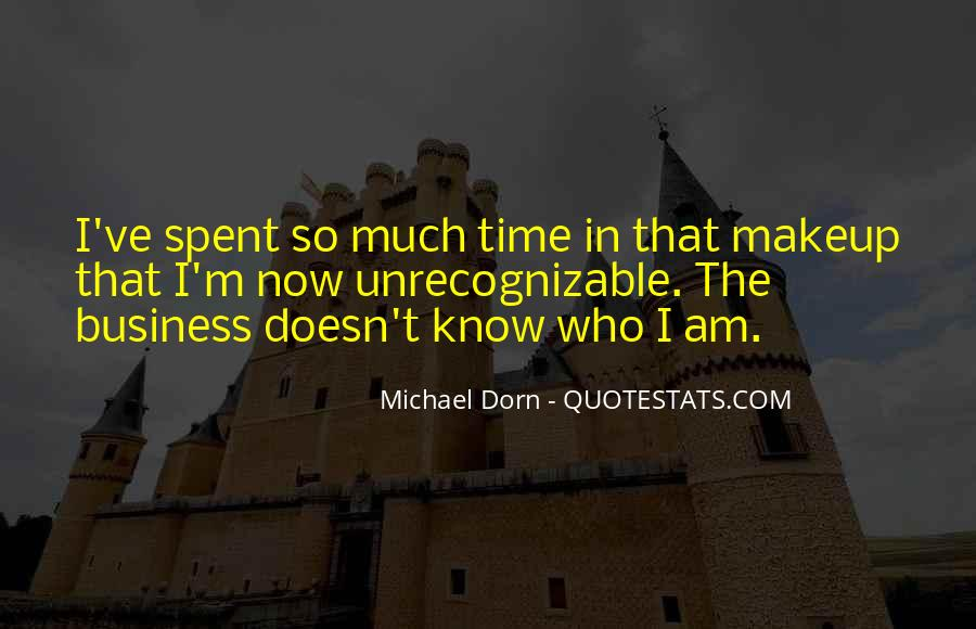 Quotes About Dorn #1459168