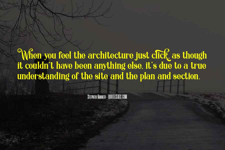 Less Is More Architecture Quotes #18723