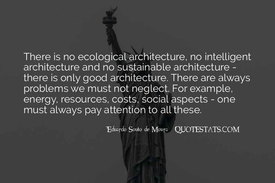 Less Is More Architecture Quotes #30010