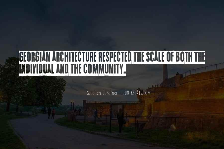 Less Is More Architecture Quotes #30490