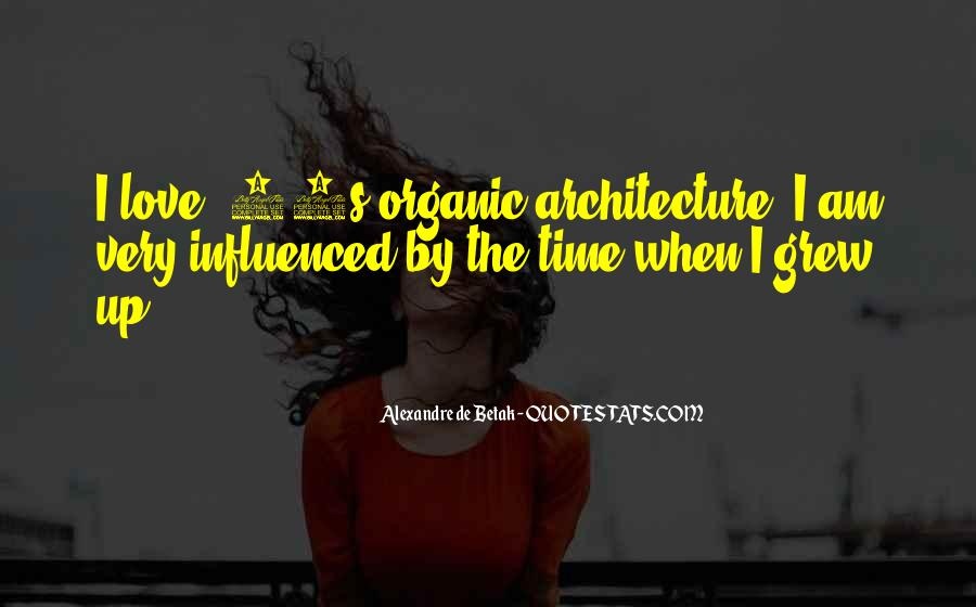 Less Is More Architecture Quotes #7045