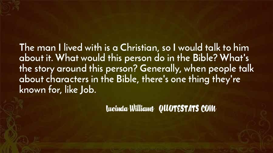 Less Known Bible Quotes #1001889