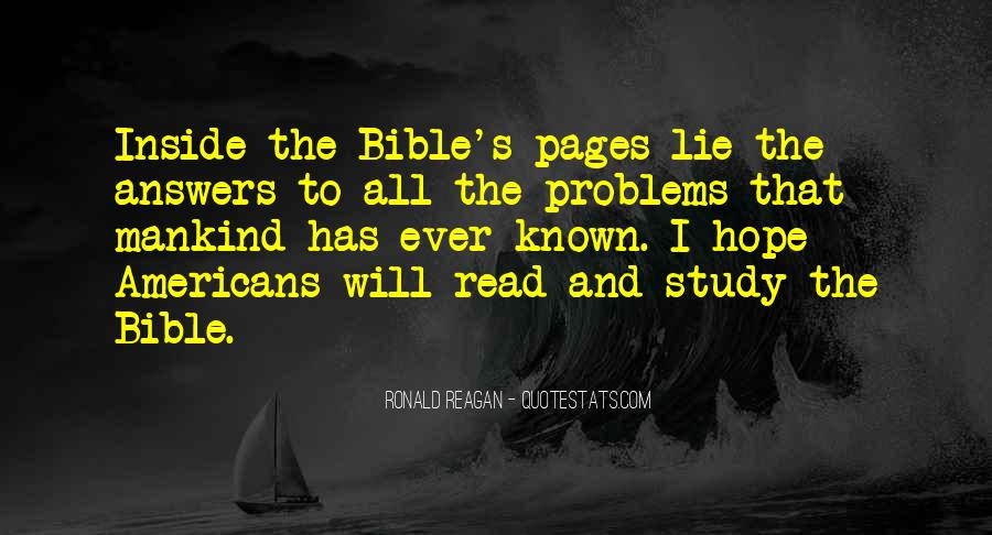 Less Known Bible Quotes #116934