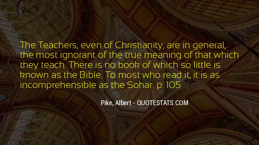 Less Known Bible Quotes #1358904