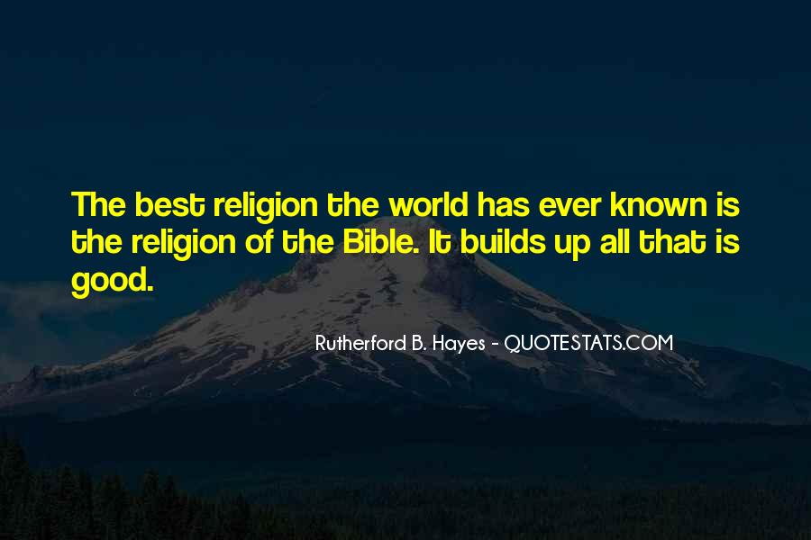 Less Known Bible Quotes #1418338
